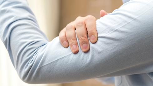 上股(腕)の症状